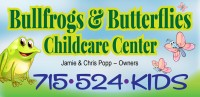 Bullfrogs-Butterflies